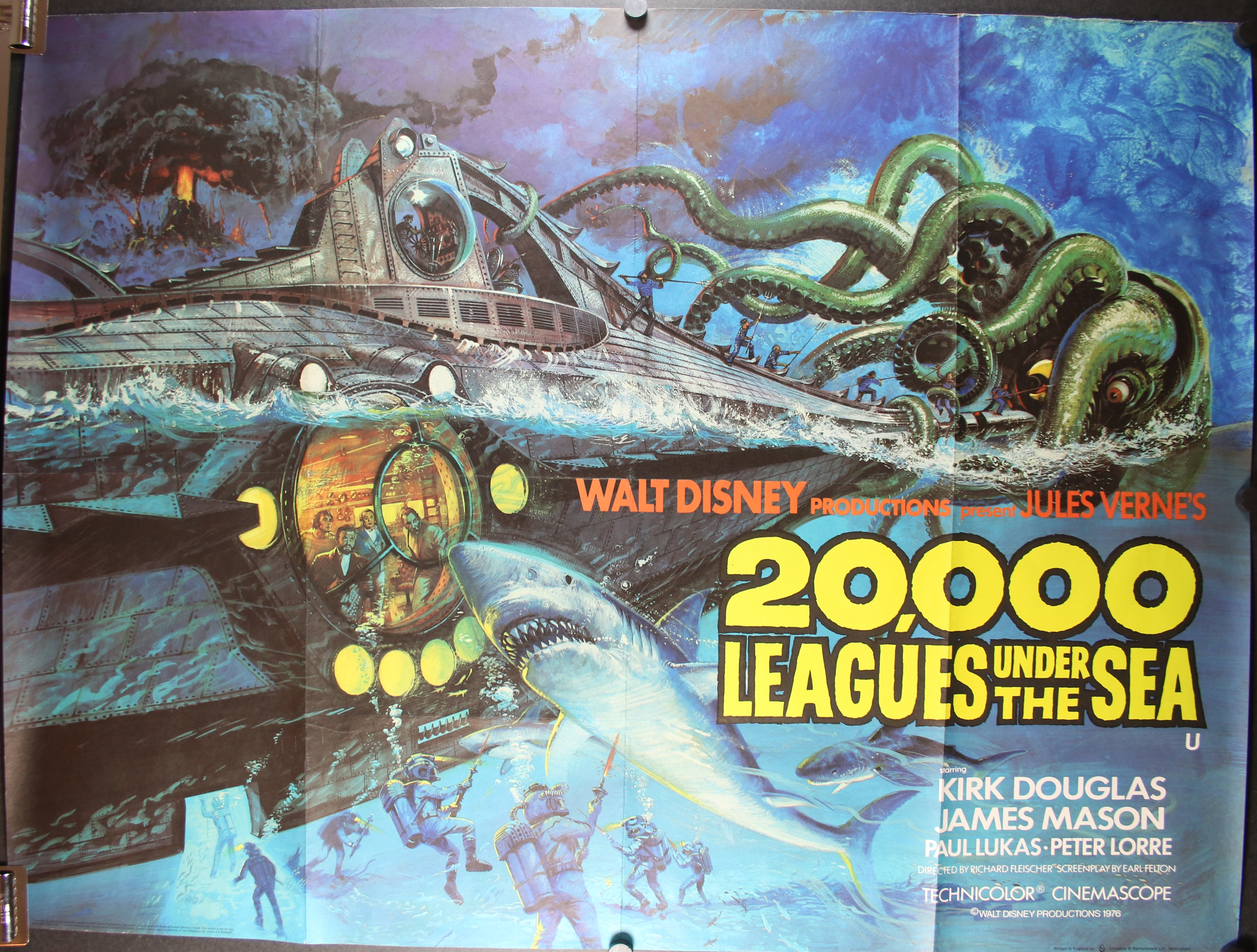Jules Verne 20000 Leagues Under The Sea