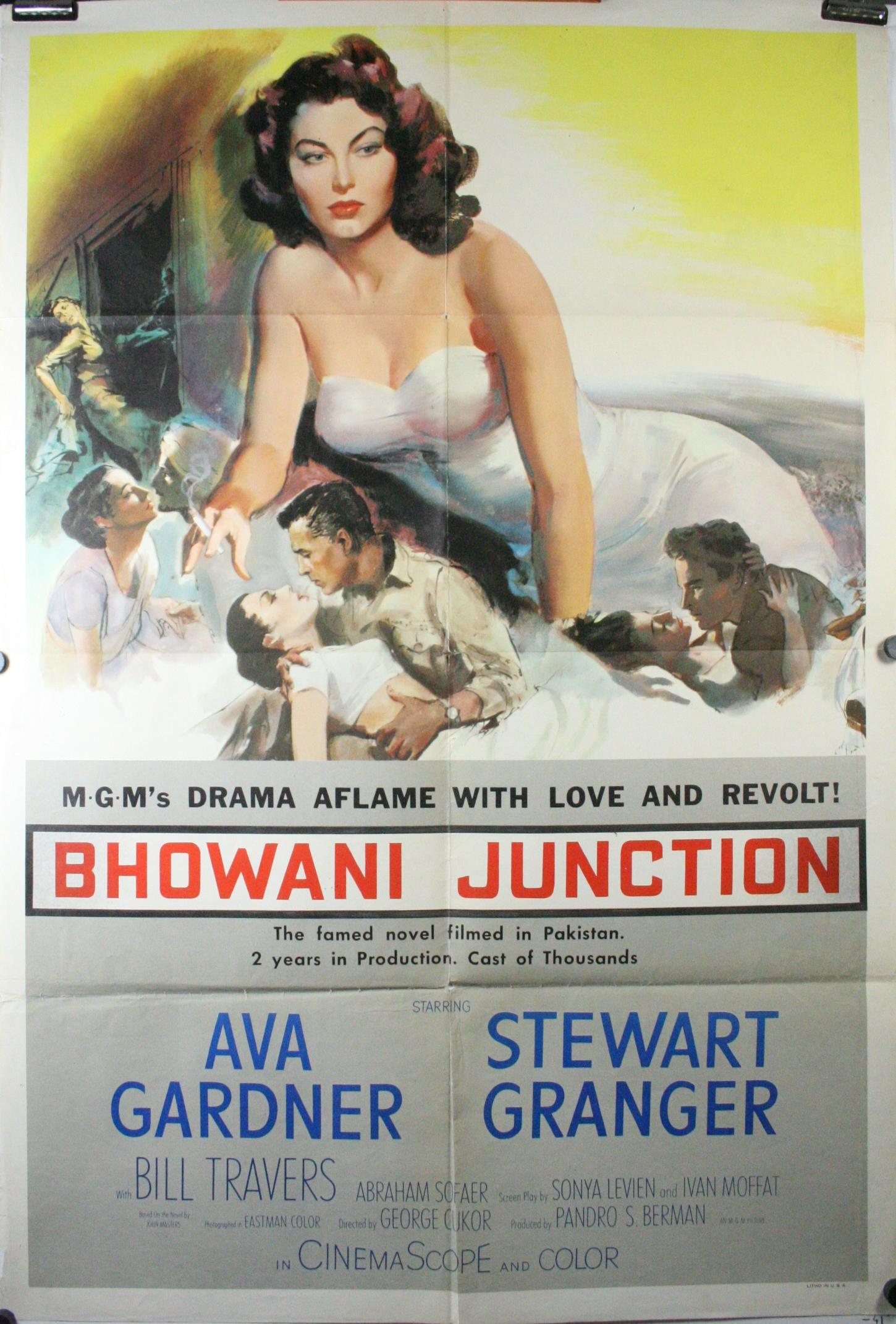 Bhowani Junction 2542