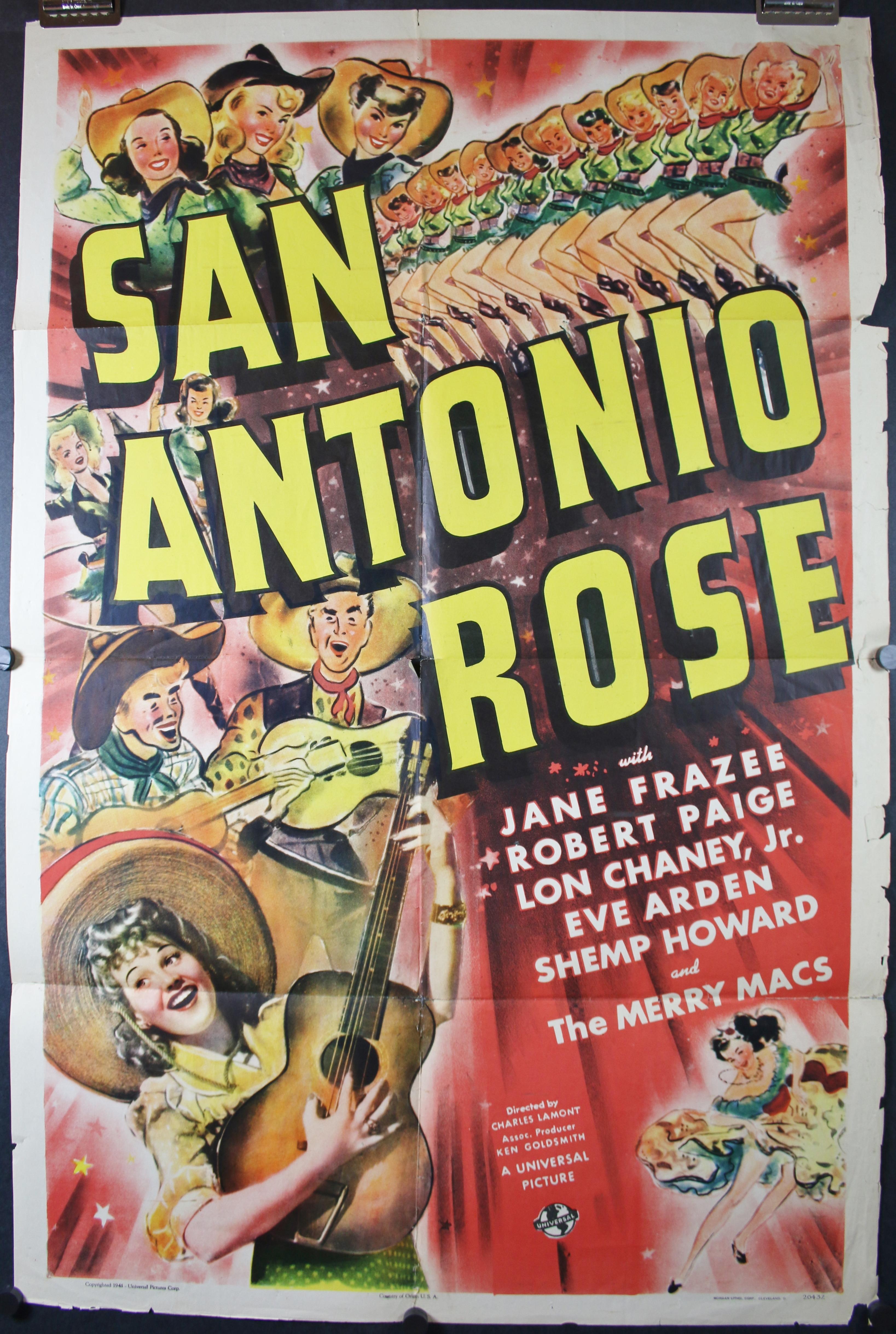 San Antonio Rose 4747