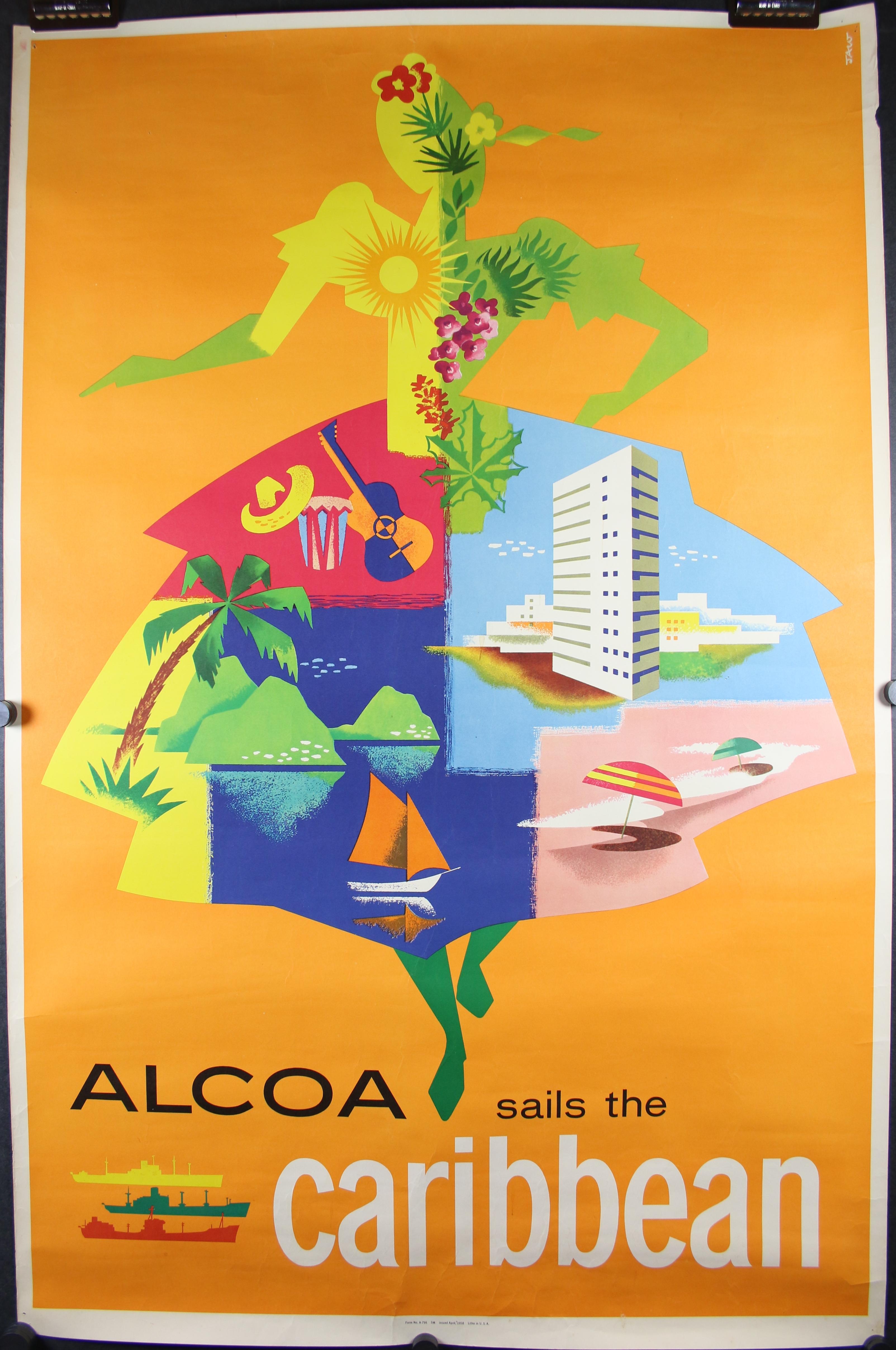 Alcoa Sails the Caribbean 4764