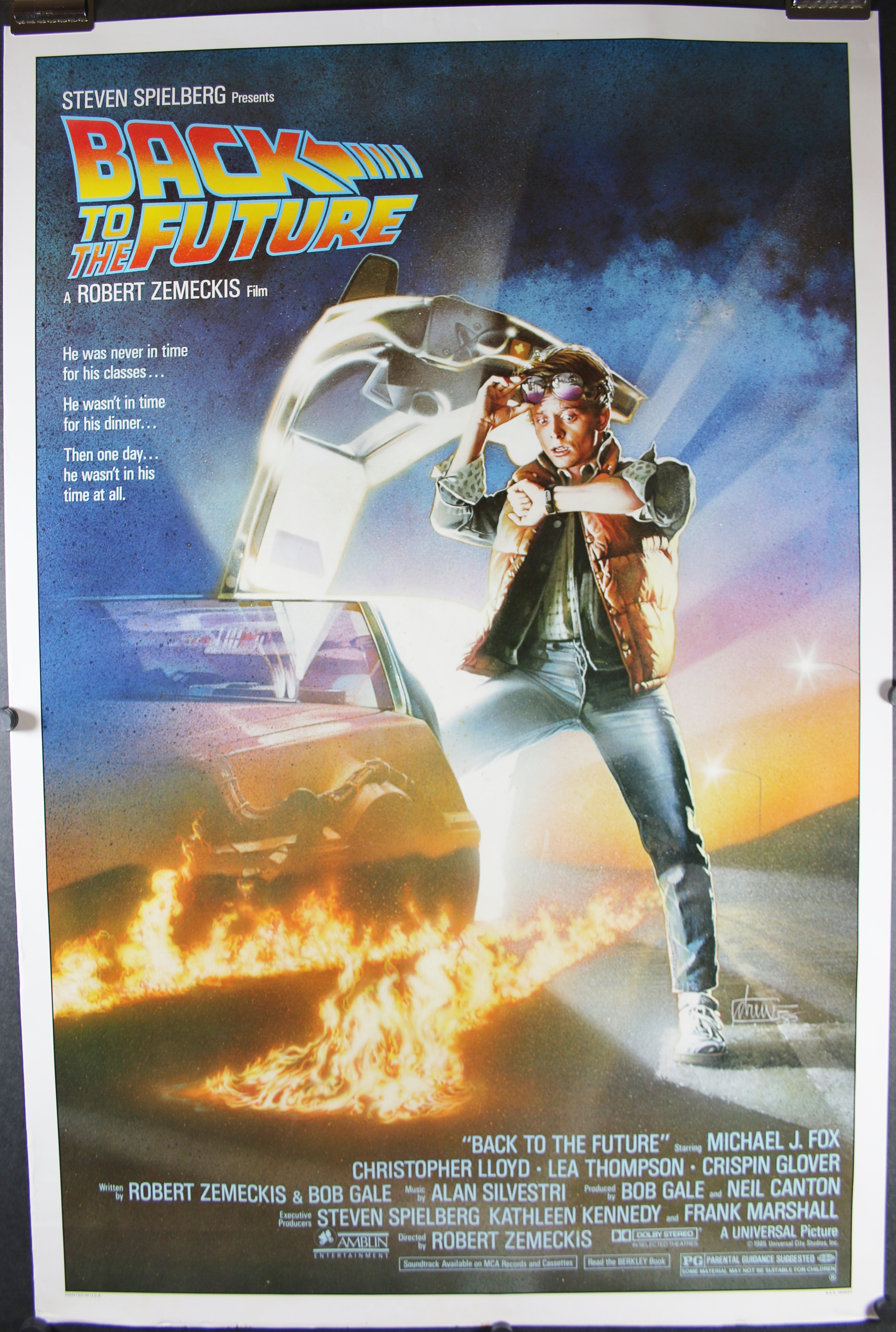 Back to the Future 4781