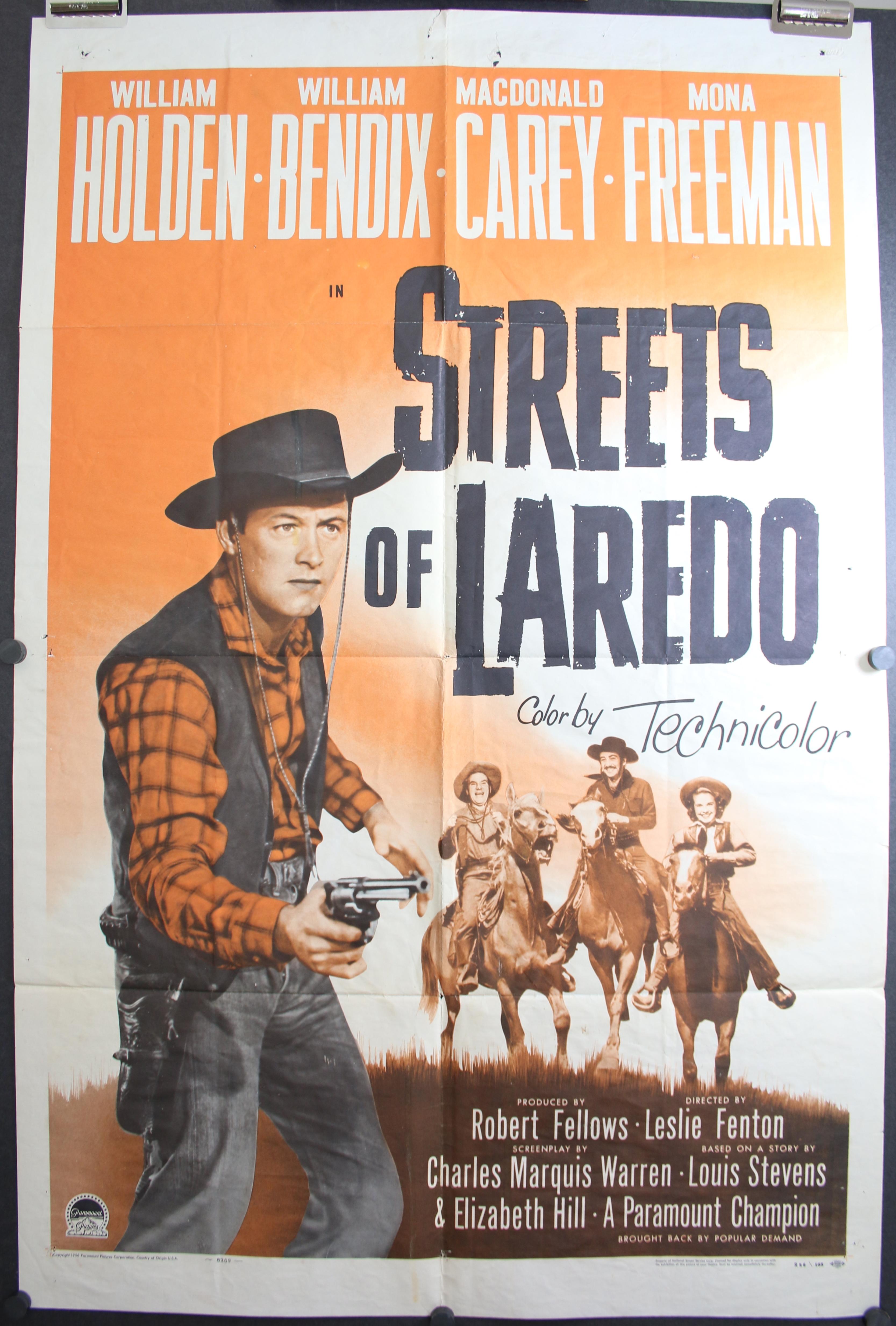 Streets of Laredo 4602
