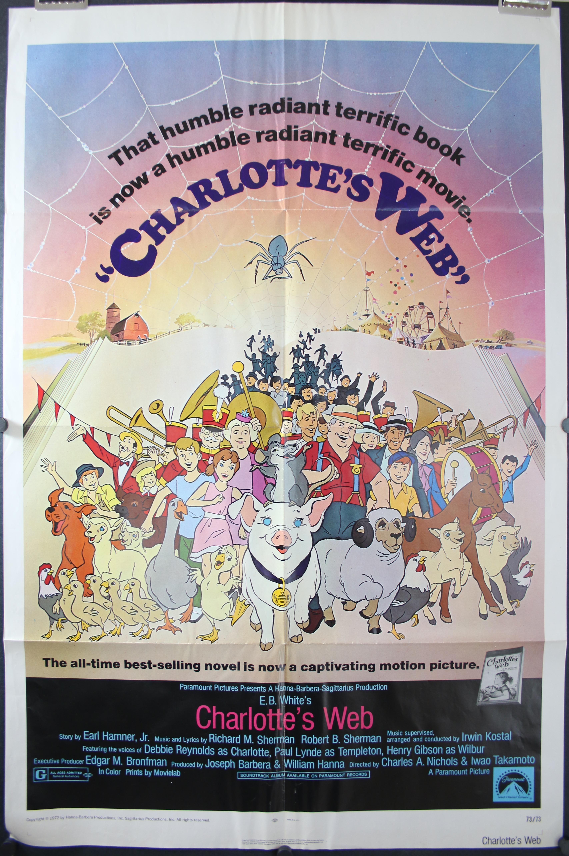 CHARLOTTES WEB 4553