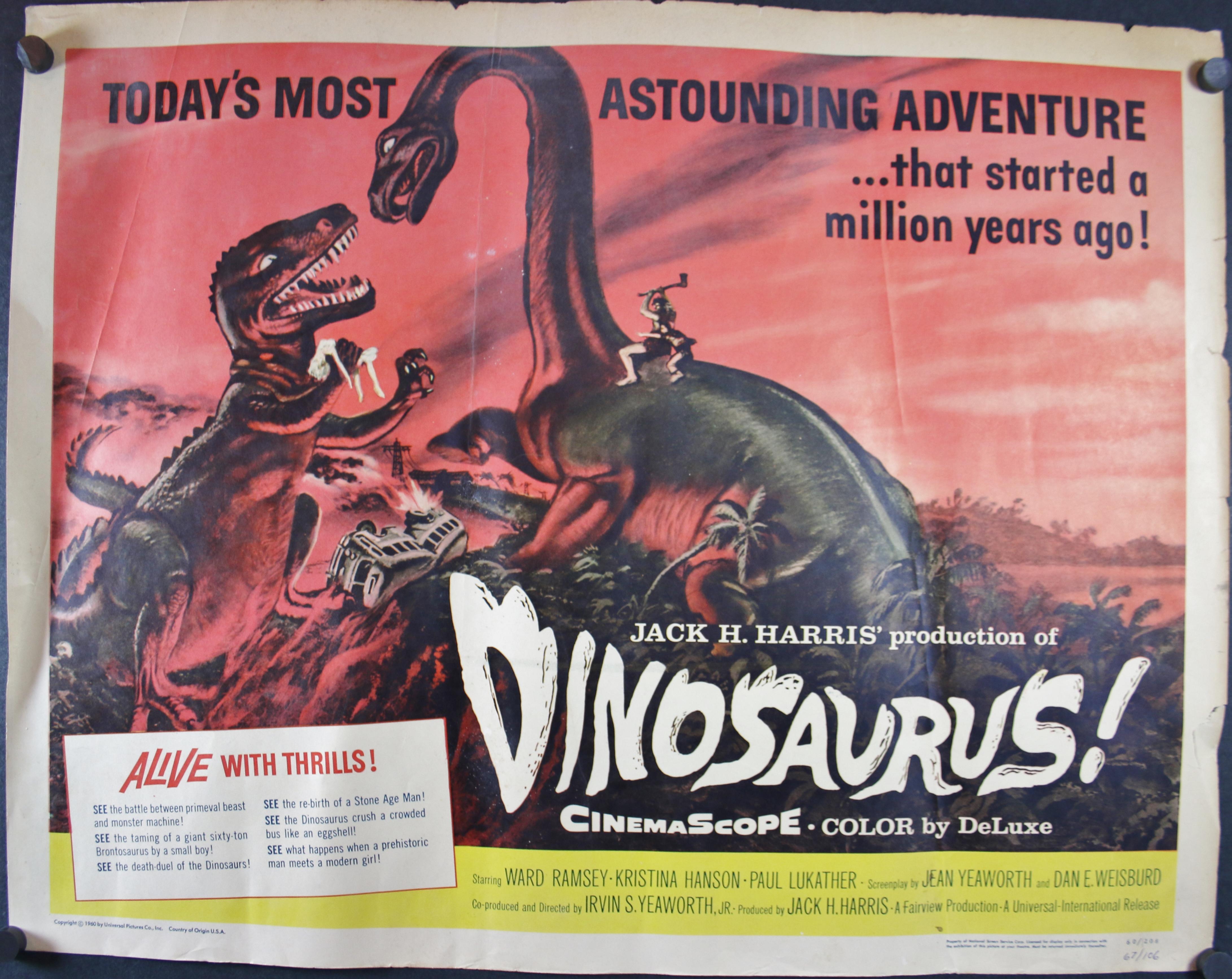 Dinosaurus 4421