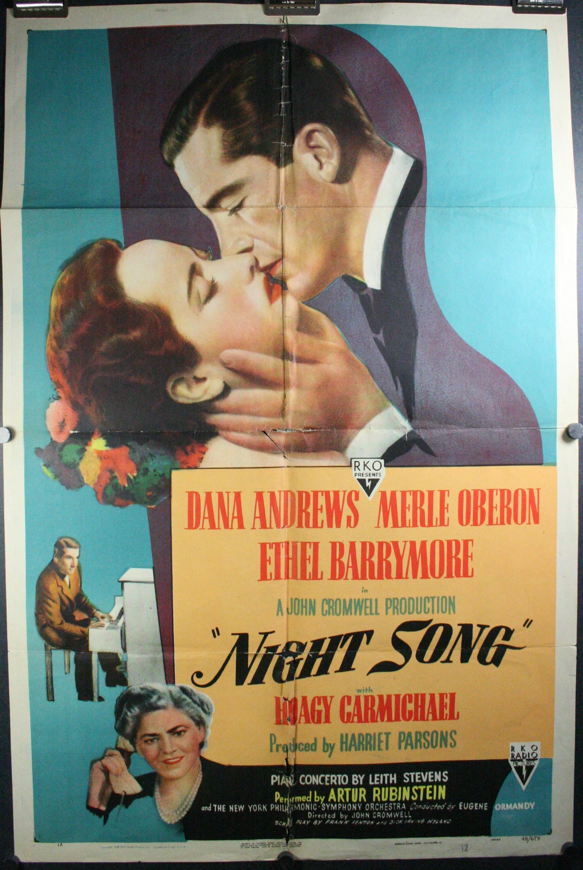 Night Song 4244