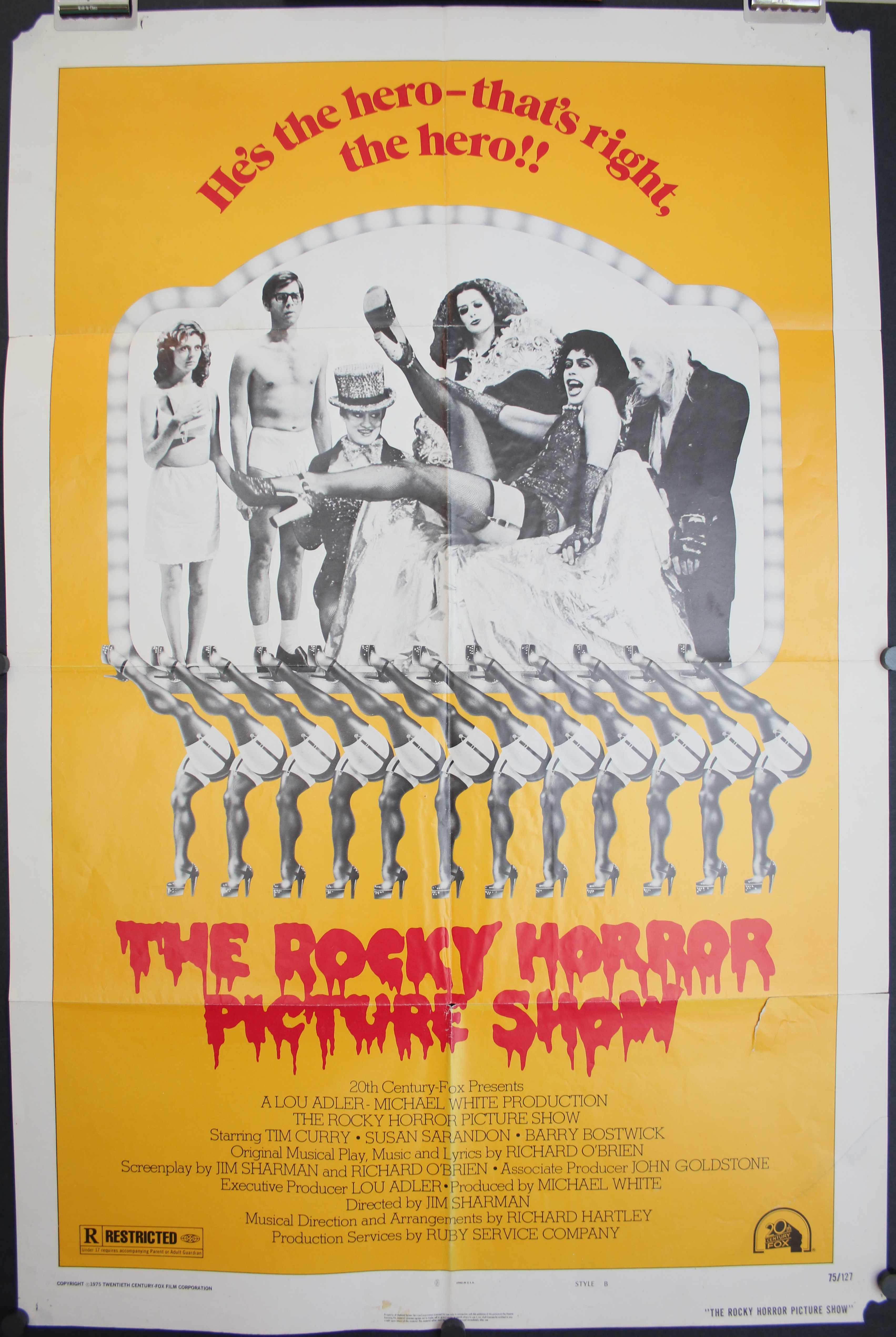 Rocky Horror Picture Show 4525