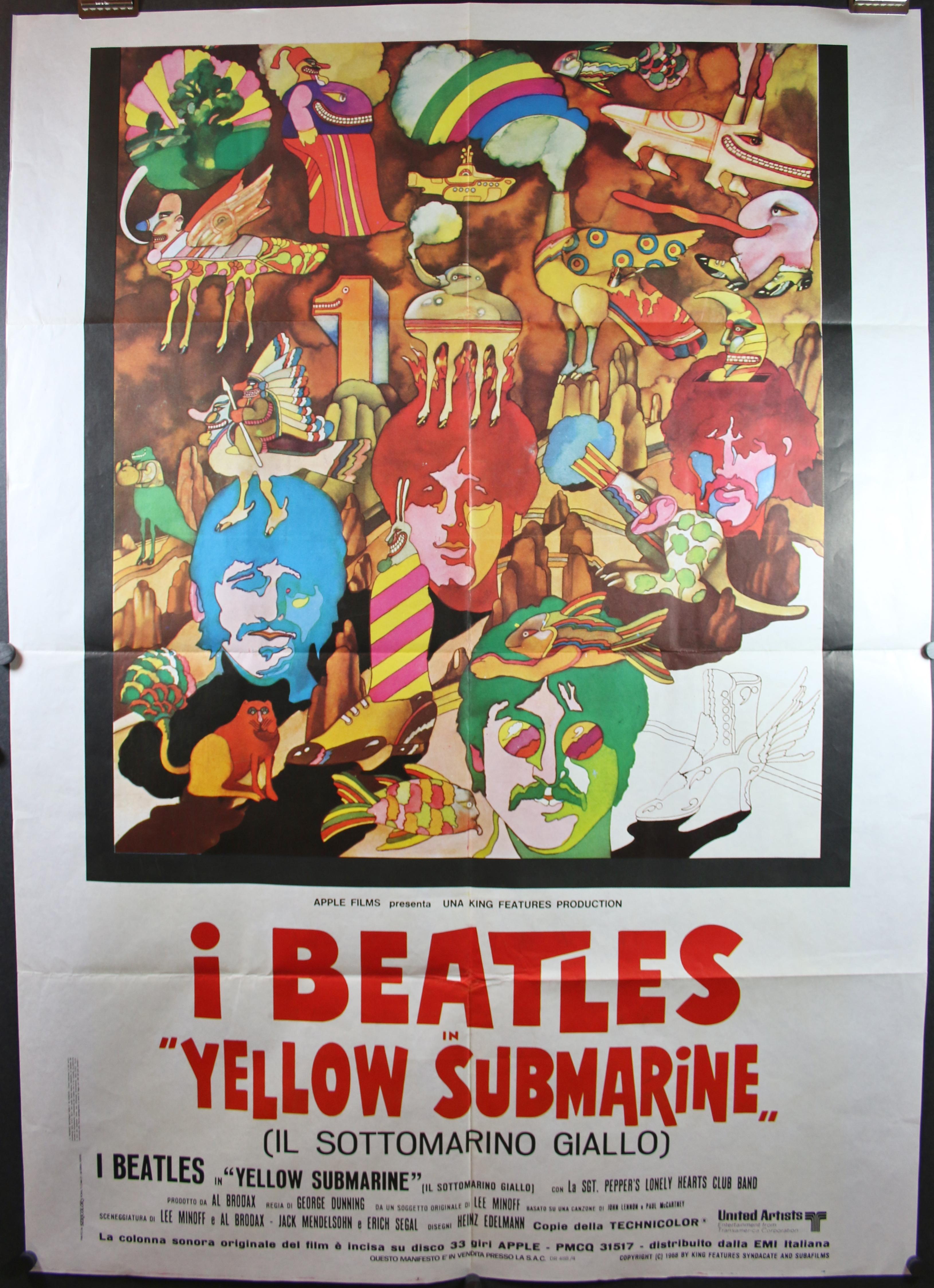 Yellow Submarine 4850