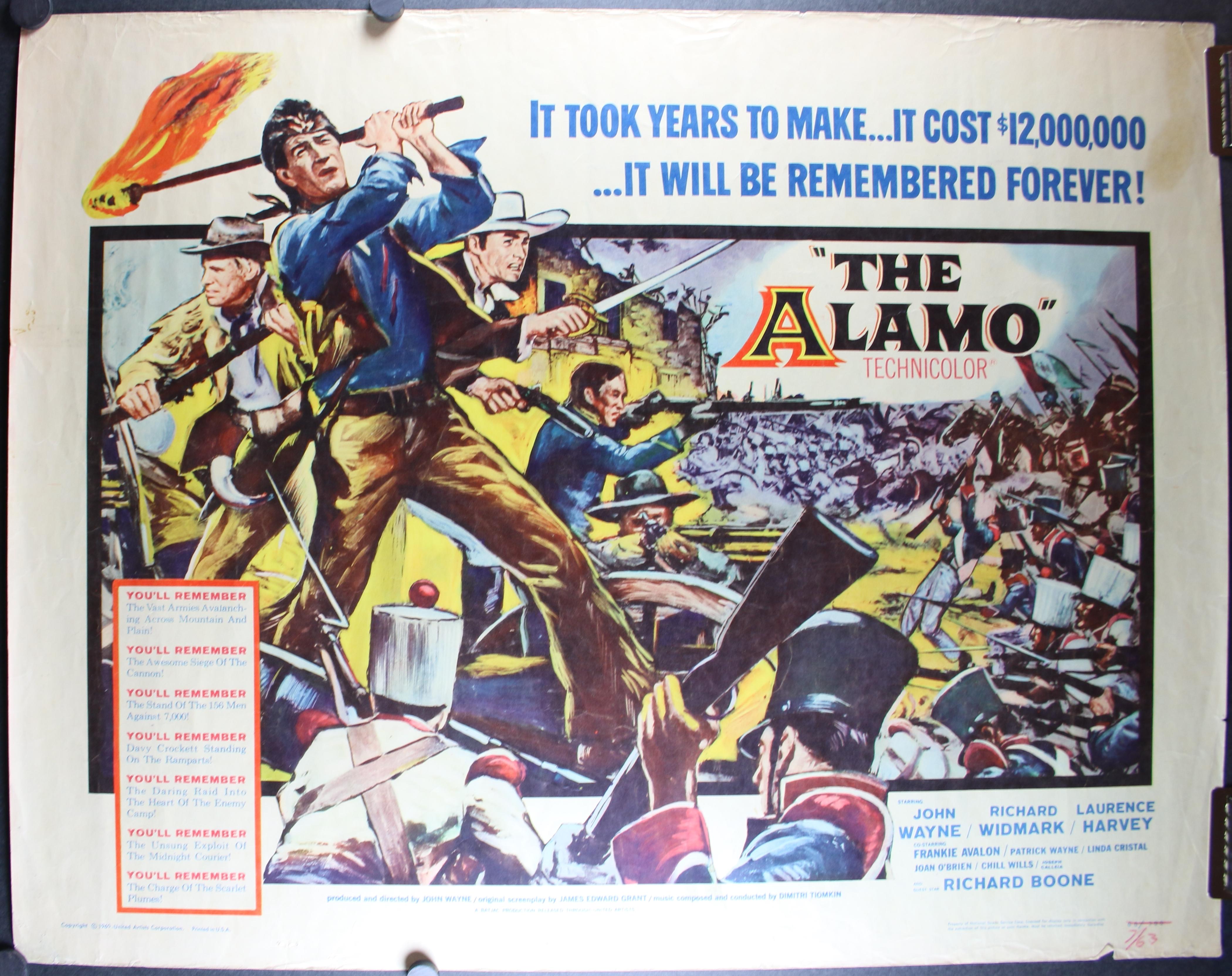 Alamo 4709
