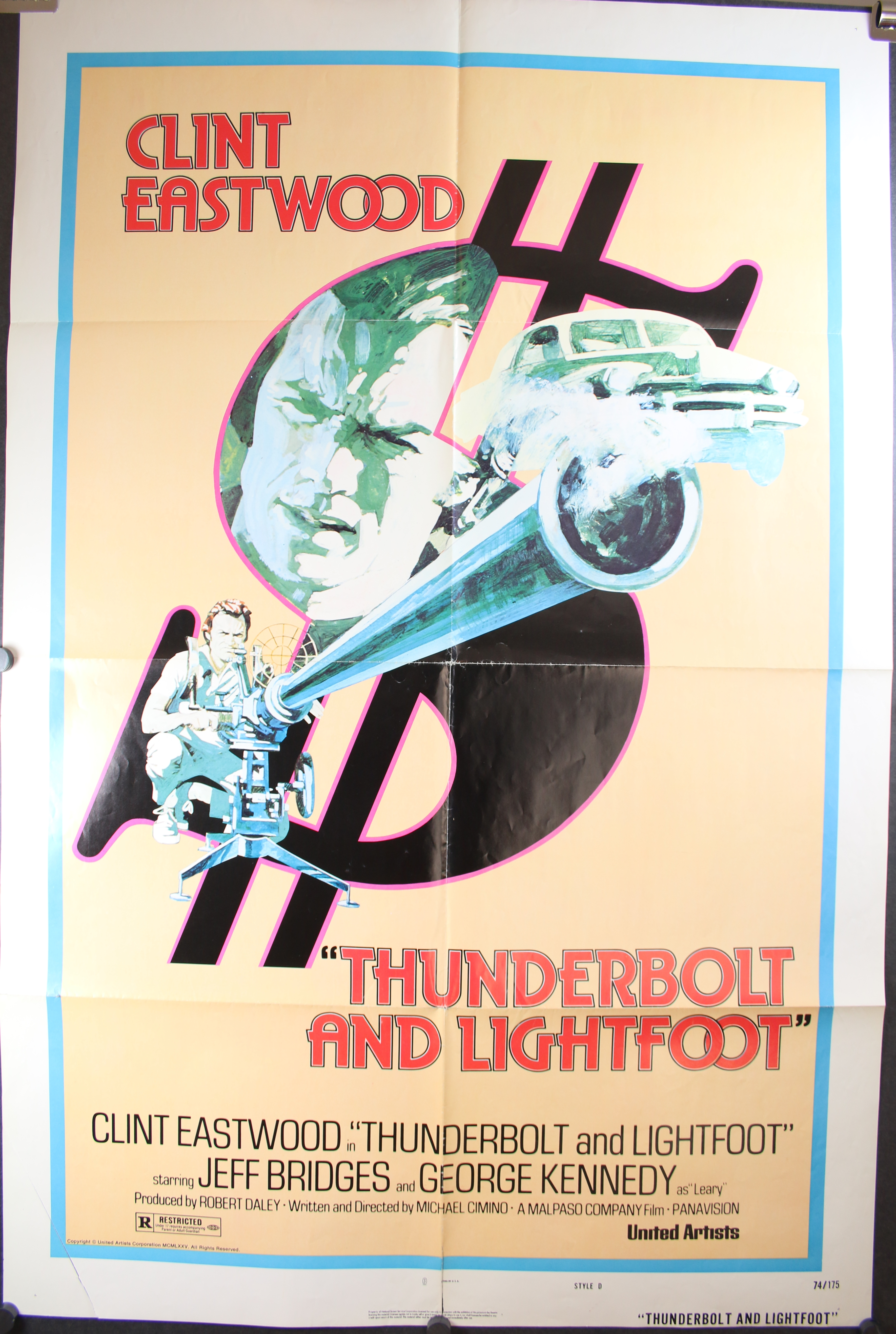Thunderbolt and lightfoot 4673