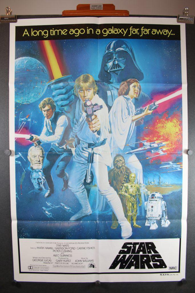 Star Wars Australian 1 sheet