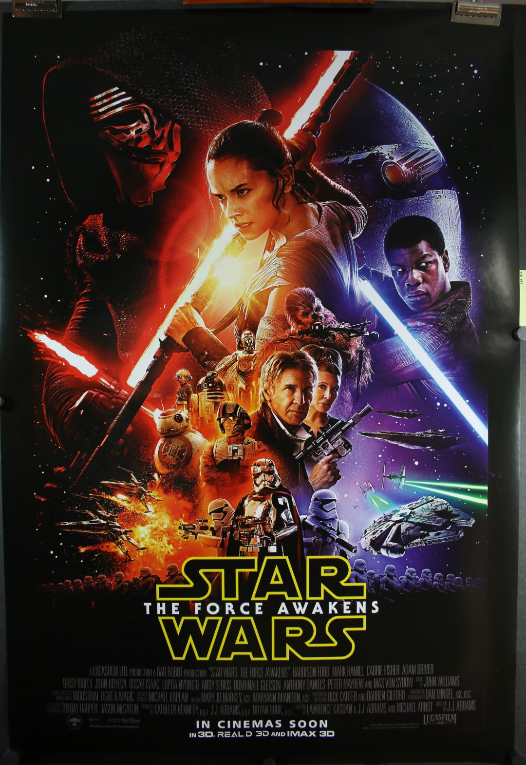 star wars the force awakens original advance