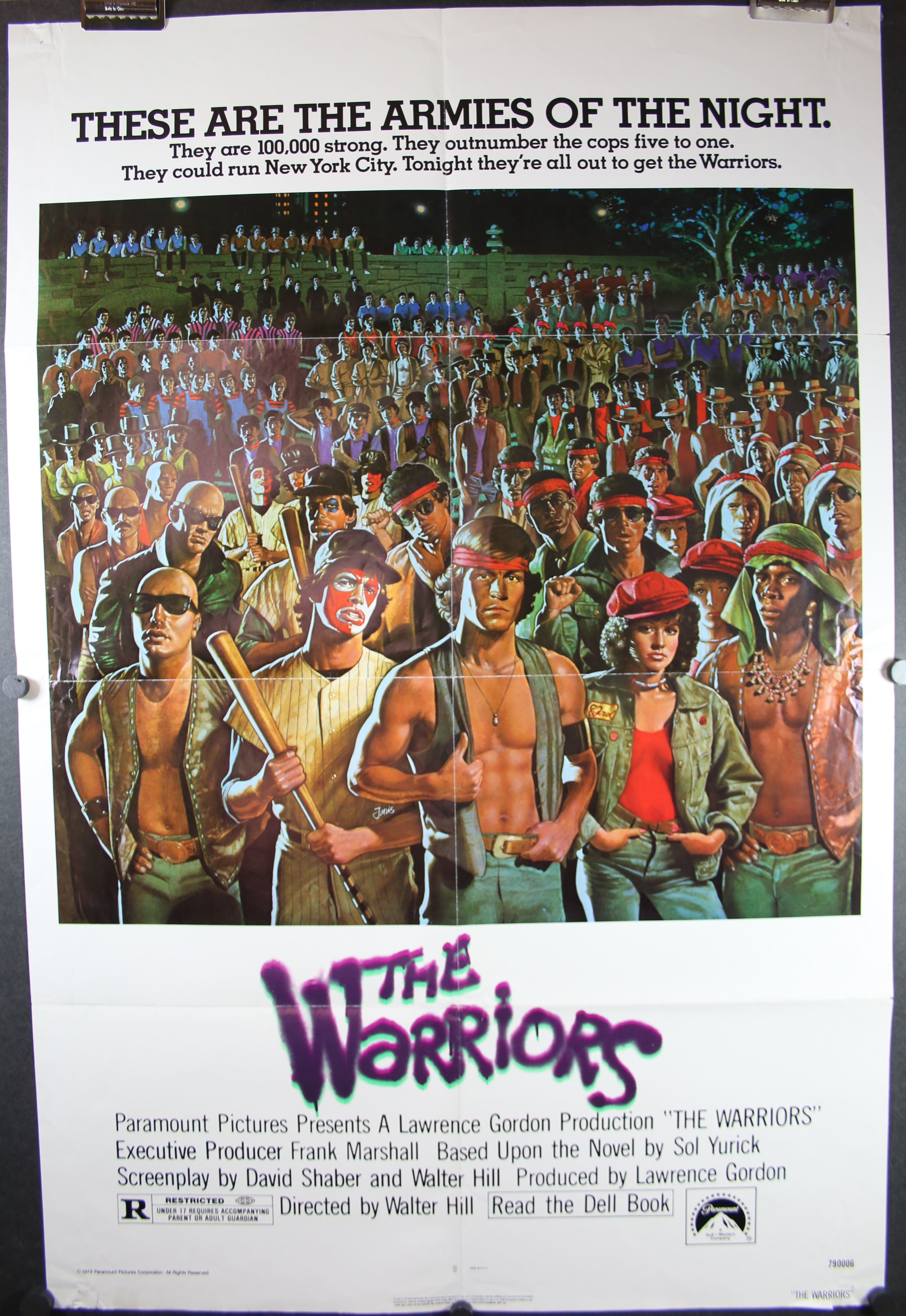 the warriors original cult grind house movie theater