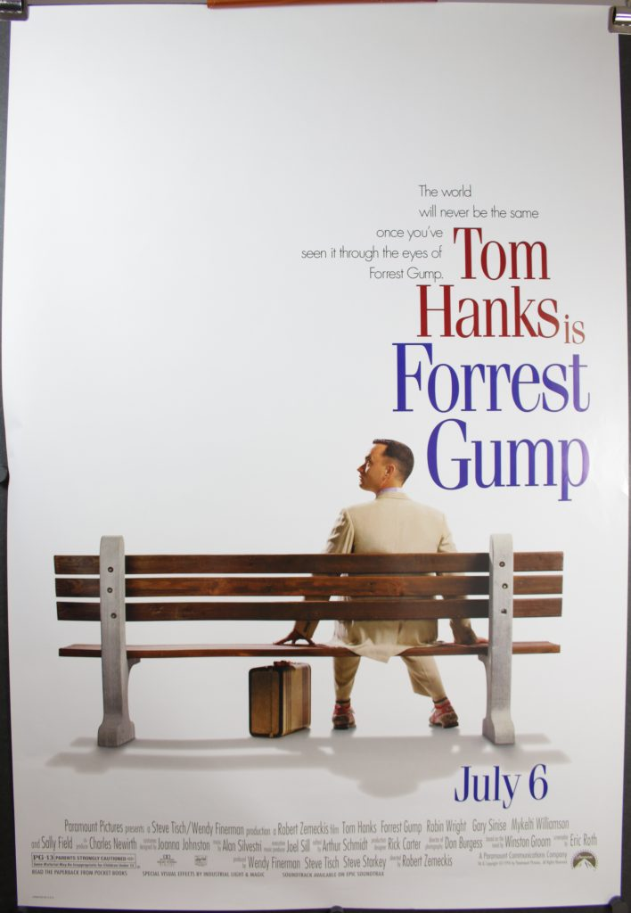 a review of forrest gump a comedy drama film by robert zemeckis