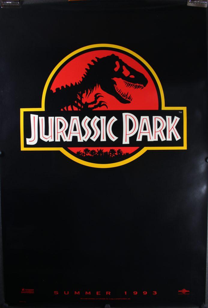 Jurassic Park - Red Logo