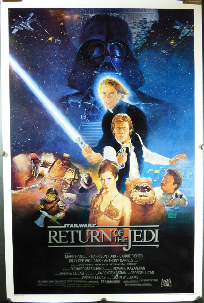 Return of the Jedi Style B