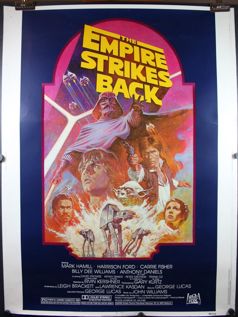 Empire Strikes Back 81RR