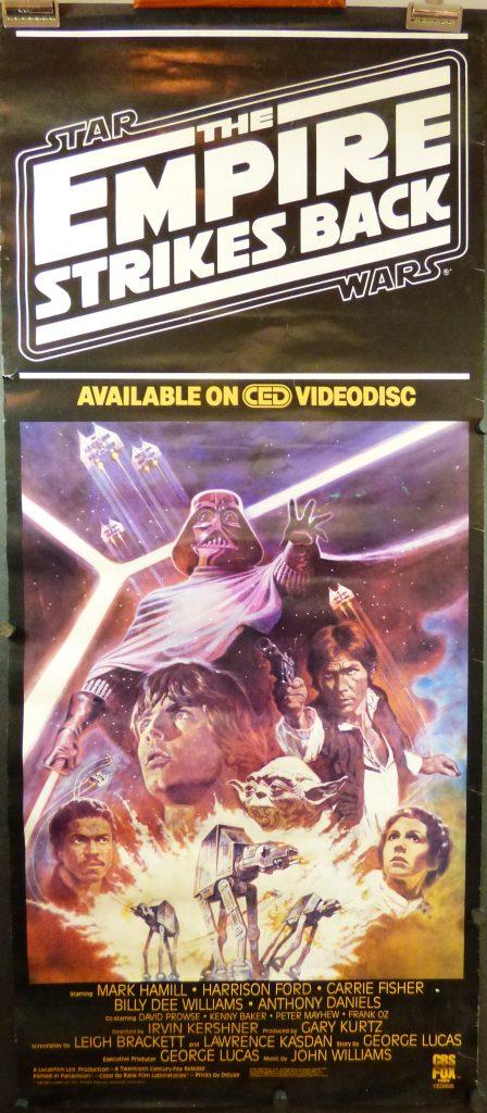 Empire Strikes Back Video
