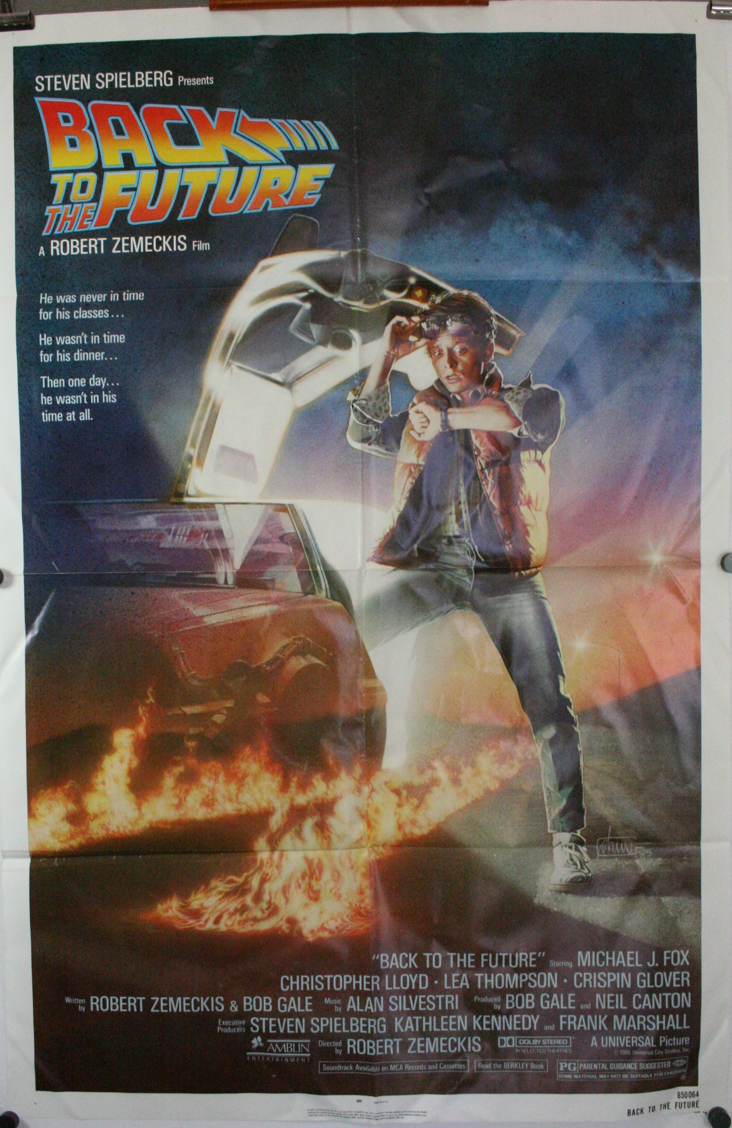 Back to the Future 2494