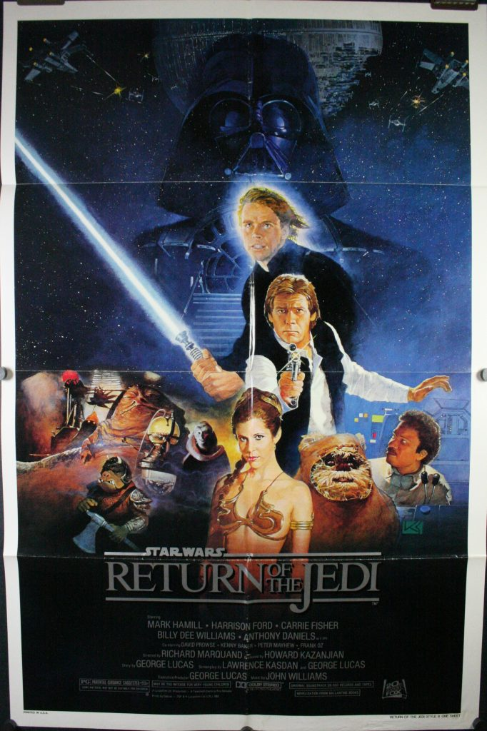 Return of the Jedi Style B 3381