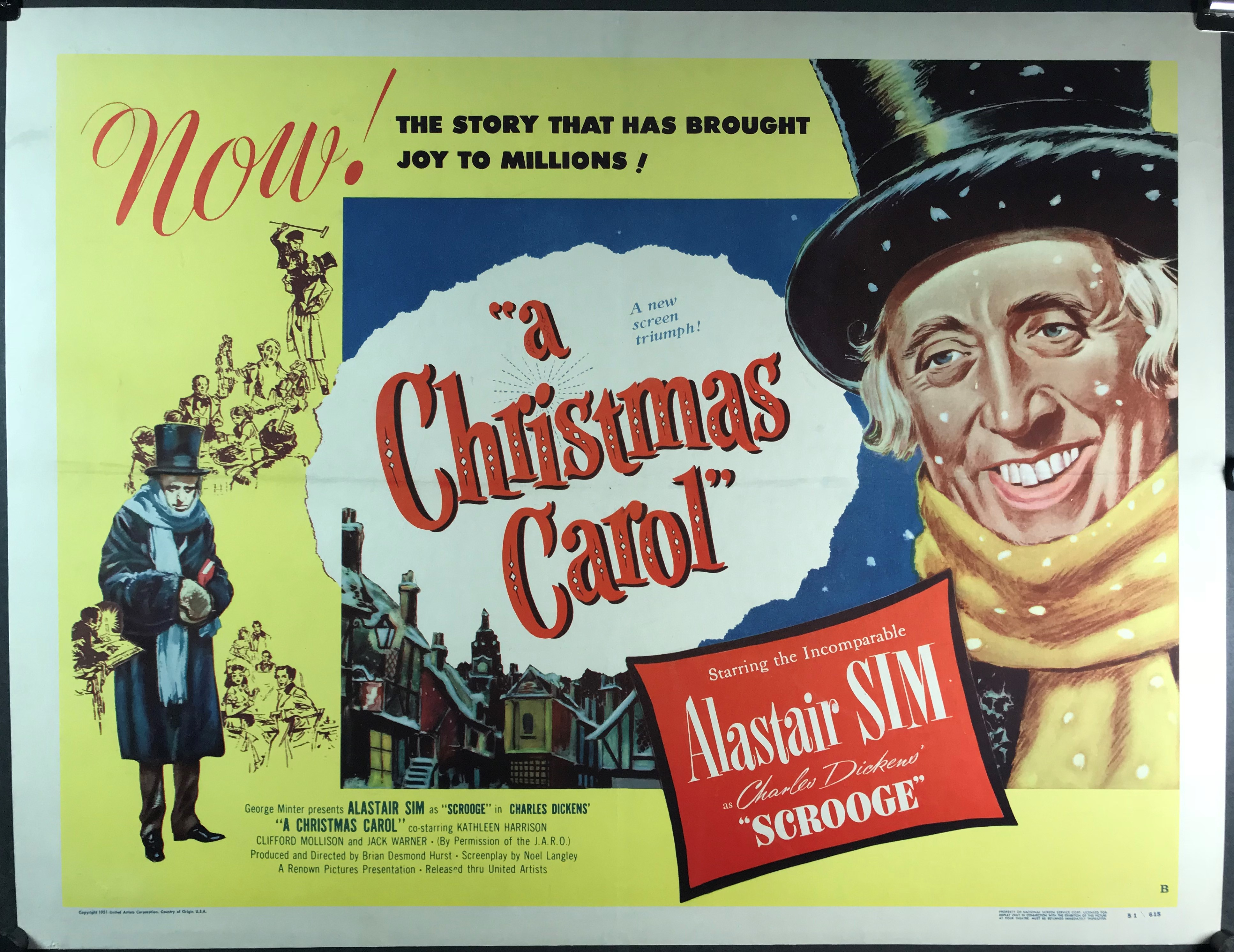 Original Christmas Carol Movie.A Christmas Carol Original Vintage Charles Dickens Paper
