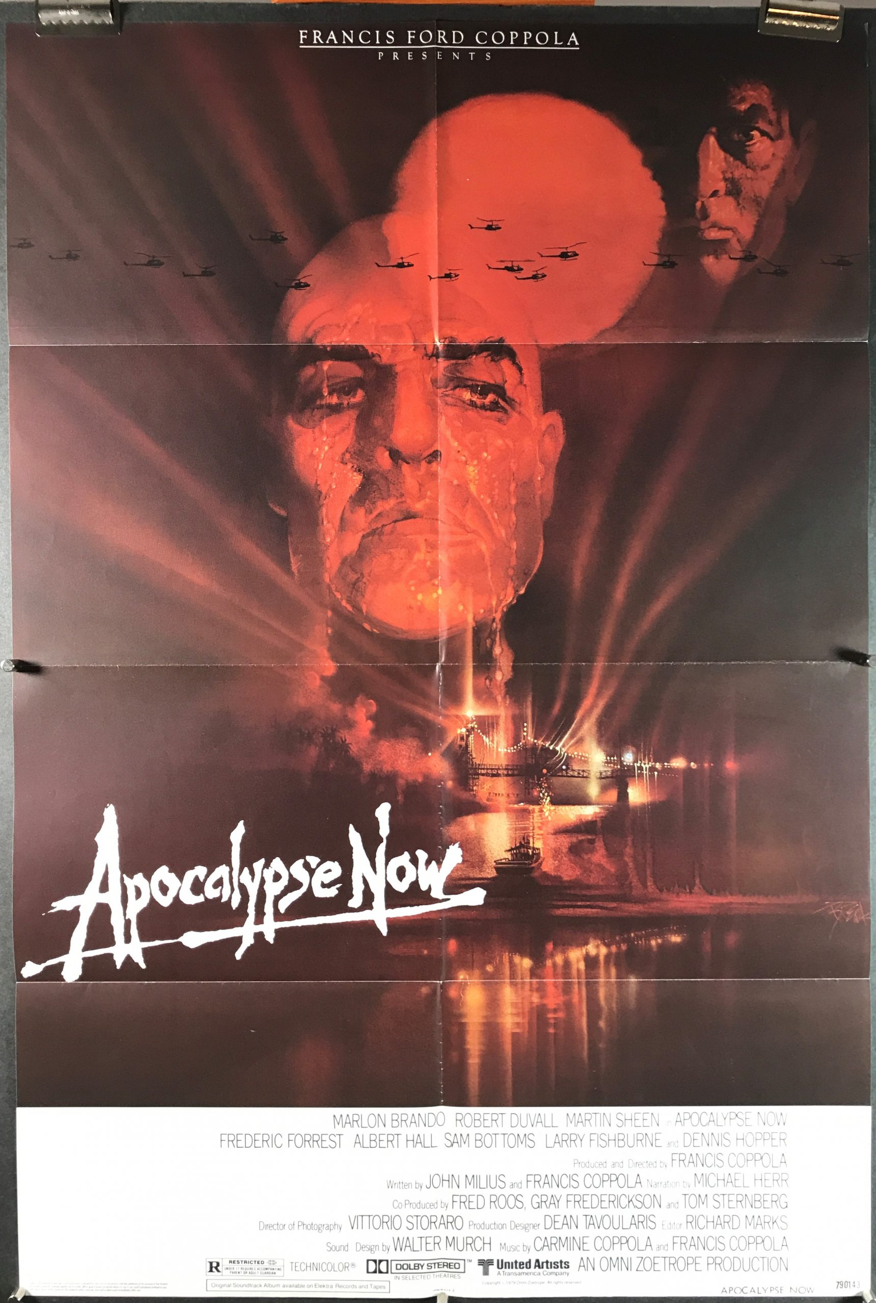 Pictures Apocalypse Now Poster American epic psychological war film Home Decor